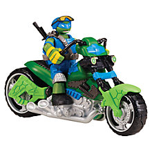 Buy Teenage Mutant Ninja Turtles Quad Rotor Vehicle Leo Online at johnlewis.com