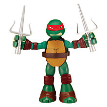 Buy Teenage Mutant Ninja Turtles Stretch 'n' Shout Raph Online at johnlewis.com