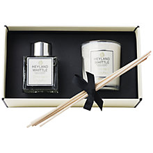 Buy Heyland & Whittle Green Tea & Grapefruit Candle and Diffuser Gift Set Online at johnlewis.com