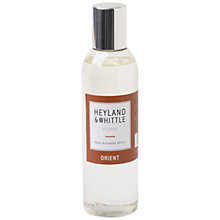 Buy Heyland & Whittle Orient Diffuser Refill, 200ml Online at johnlewis.com