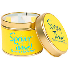 Buy Lily-Flame Springtime Candle Tin Online at johnlewis.com