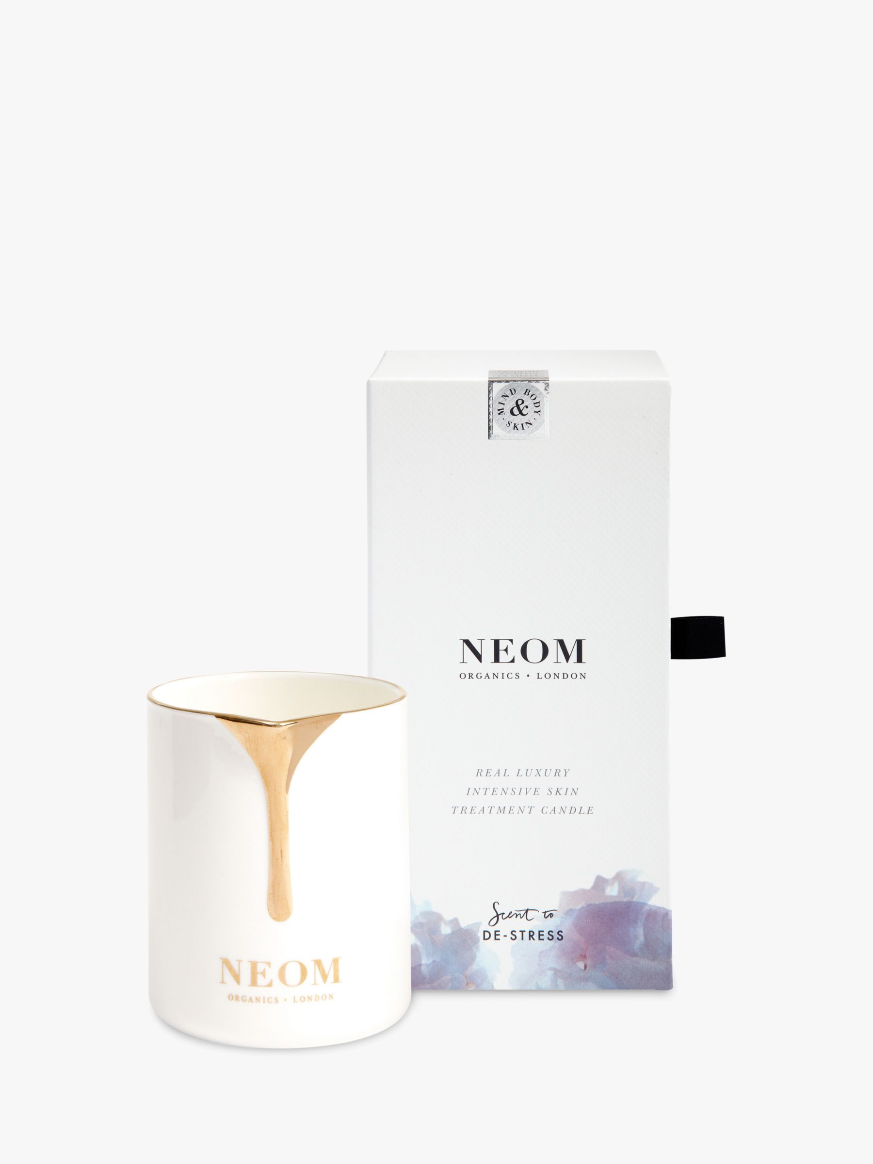 Neom Neom Real Luxury Skin Treatment Candle