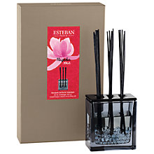 Buy Esteban Magnolia Rosa Decorative Diffuser, 250ml Online at johnlewis.com