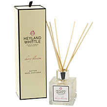 Buy Heyland & Whittle Cherry Blossom Diffuser, 100ml Online at johnlewis.com