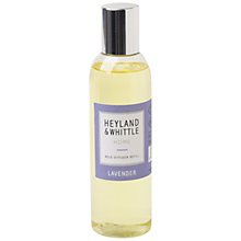 Buy Heyland & Whittle Lavender Diffuser Refill, 200ml Online at johnlewis.com