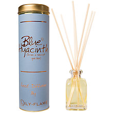 Buy Lily-Flame Hyacinth Diffuser, 100ml Online at johnlewis.com