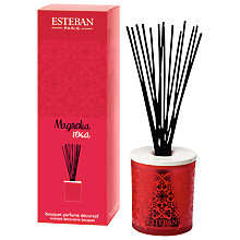 Buy Esteban Magnolia Rosa Decorative Diffuser, 100ml Online at johnlewis.com