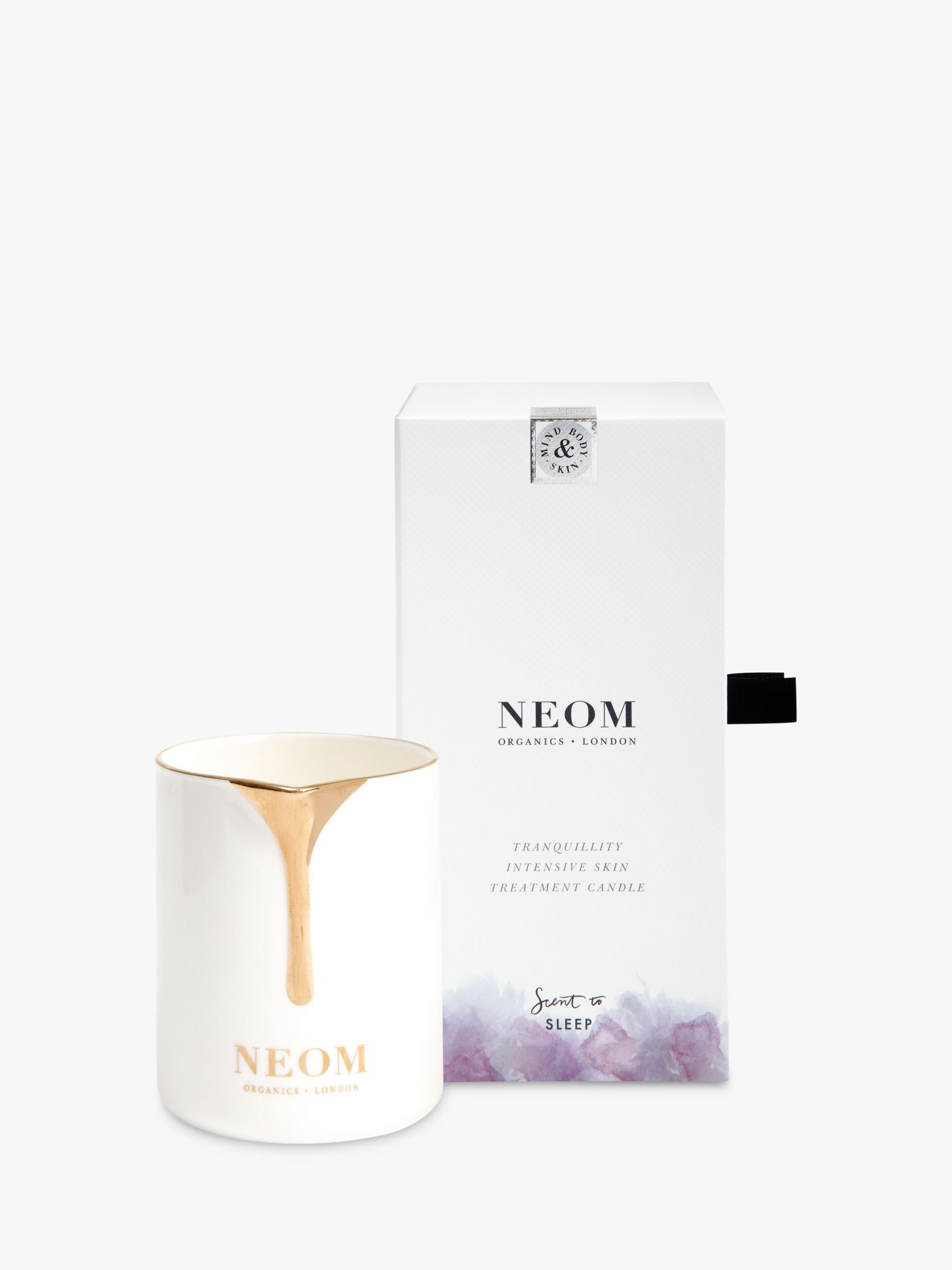 Neom Neom Tranquility Skin Treatment Candle