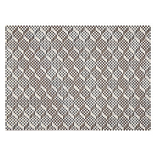 Buy John Lewis Polyprop Basket Weave Placemat Online at johnlewis.com