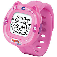 Buy VTech KidiPet Watch, Cat Online at johnlewis.com