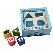 Buy Thomas & Friends Wooden Sorting Box Online at johnlewis.com