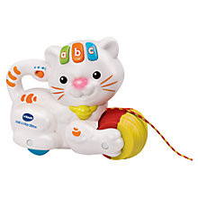 Buy VTech Baby Pull & Play Kitten Online at johnlewis.com