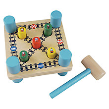 Buy Thomas & Friends Wooden Hammer & Pegs Game Online at johnlewis.com