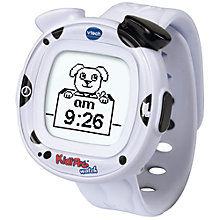 Buy VTech KidiPet Watch, Dog Online at johnlewis.com