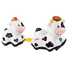 Buy VTech Baby Toot-Toot Animals Mummy & Baby Cow Online at johnlewis.com