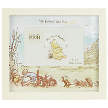Buy Winnie The Pooh Photo Frame Online at johnlewis.com