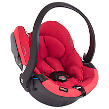 Buy BeSafe iZi Go Car Seat, Ruby Red Online at johnlewis.com