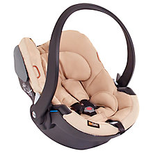Buy BeSafe iZi Go Car Seat, Moon Rock Online at johnlewis.com