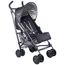 Buy Uppababy G-luxe Stroller, Black Online at johnlewis.com