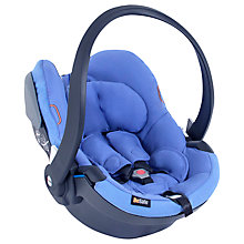 Buy BeSafe iZi Go Car Seat, Sapphire Blue Online at johnlewis.com