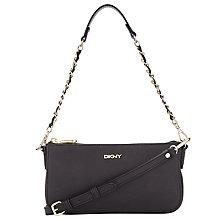 Buy DKNY Bryant Park Saffiano Leather Shoulder Bag Online at johnlewis.com