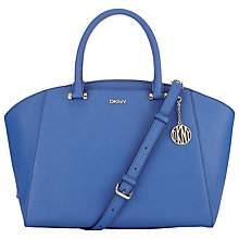 Buy DKNY Bryant Park Large Satchel Bag Online at johnlewis.com