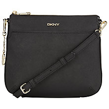 Buy DKNY Bryant Park Saffiano Leather Cross Body Bag Online at johnlewis.com