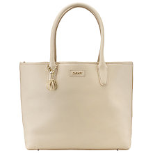 Buy DKNY Tribeca Leather East/West Shopper Bag Online at johnlewis.com