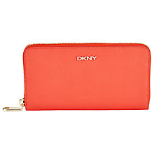 Buy DKNY Bryant Park Large Zip Around Purse Online at johnlewis.com
