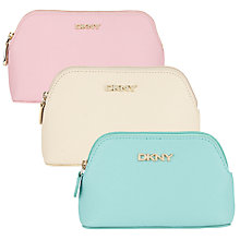 Buy DKNY Bryant Park Saffiano Leather Three Purse, Multi Online at johnlewis.com
