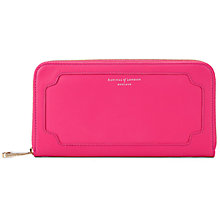Buy Aspinal of London Leather Marylebone Purse Online at johnlewis.com