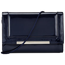 Buy John Lewis Patent Bar Clutch Online at johnlewis.com