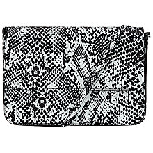 Buy Collection WEEKEND by John Lewis Mono Across Body Bag, Snake Online at johnlewis.com