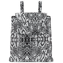Buy Collection WEEKEND by John Lewis Mono Backpack, Snake Online at johnlewis.com