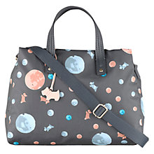 Buy Radley Elliot Vale Medium Multiway Grab Bag, Grey Online at johnlewis.com