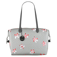 Buy Radley Cloudsley Medium Tote Bag, Grey Online at johnlewis.com