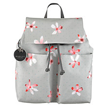 Buy Radley Cloudsley Backpack, Grey Online at johnlewis.com