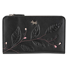 Buy Radley Laurel Leaf Medium Leather  Zip Purse Online at johnlewis.com