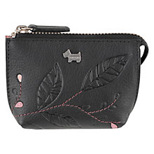 Buy Radley Laurel Leaf Small Leather Coin Purse Online at johnlewis.com