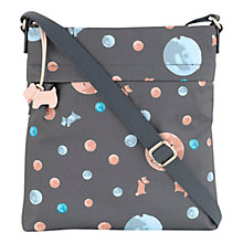 Buy Radley Elliot Vale Small Across Body Bag, Grey Online at johnlewis.com