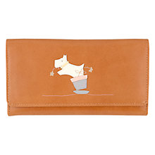 Buy Radley Flora Radleus Large Leather Purse Online at johnlewis.com