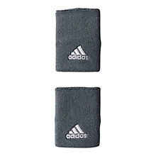 Buy Adidas Tennis Wristbands, Large, Pack of 2 Online at johnlewis.com