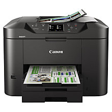 Buy Canon Maxify MB2350 All-in-One Wireless Printer & Fax Machine Online at johnlewis.com