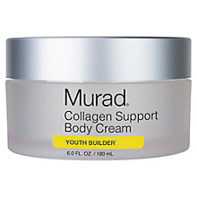 Buy Murad Youth Builder Collagen Support Body Cream, 180ml Online at johnlewis.com