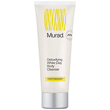 Buy Murad Detoxifying White Clay Body Cleanser, 200ml Online at johnlewis.com