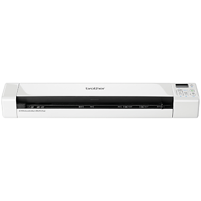 Image of Brother DS-820W Wireless Mobile Document Scanner