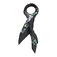 Buy Gerard Darel Alabina Scarf, Chlorophyle Online at johnlewis.com