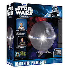 Buy Star Wars Science Death Star Planetarium Online at johnlewis.com