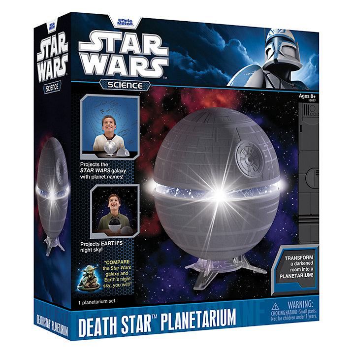 Buy Star Wars Science Death Star Planetarium Online at johnlewis.com