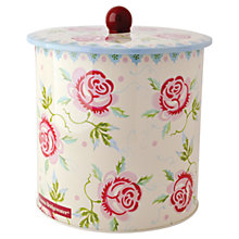 Buy Emma Bridgewater Rose & Bee Biscuit Tin Online at johnlewis.com